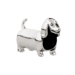 97fc614f07cbc Dachshund Charm Sterling Silver - Doxie Charm Boutique